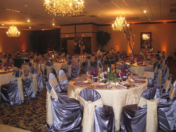 Crystal Gardens Banquet Center  Howell MI Wedding Venue