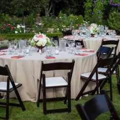 Chairs For Affairs Patio Swivel Event Rentals Concord Ca Weddingwire