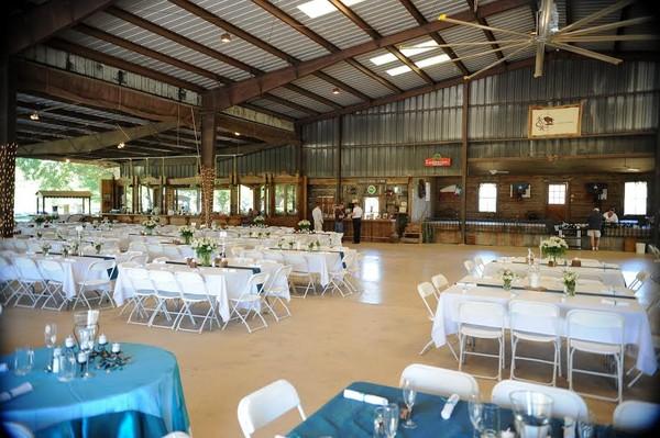 Rio Cibolo Ranch  San Antonio TX Wedding Venue