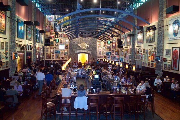 Hard Rock Cafe Foxwoods Venue Mashantucket CT