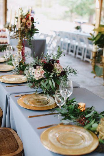 table and chair rental birmingham al iron chairs set decor to adore - event rentals birmingham, weddingwire