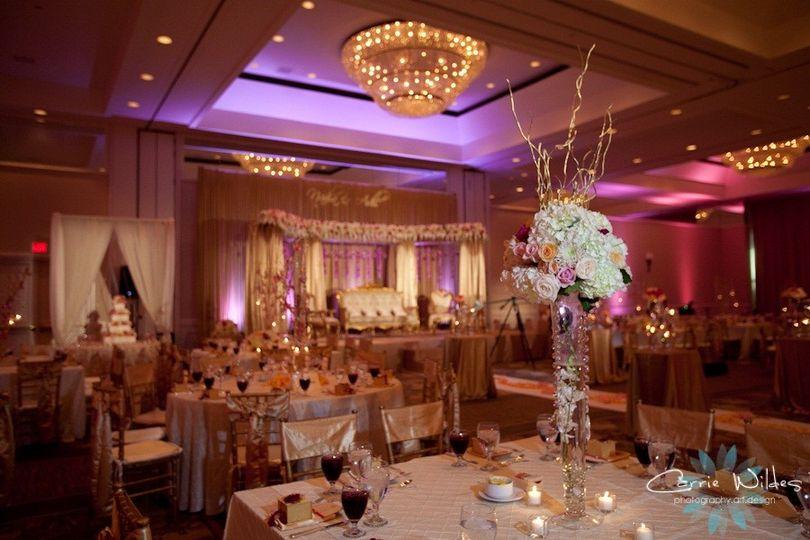 Grand Hyatt Tampa Bay Venue Tampa FL WeddingWire