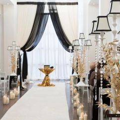 Satin Chair Covers Rental Naperville Il Inglesina Fast Table Black Wedding And Event Decor Chicago