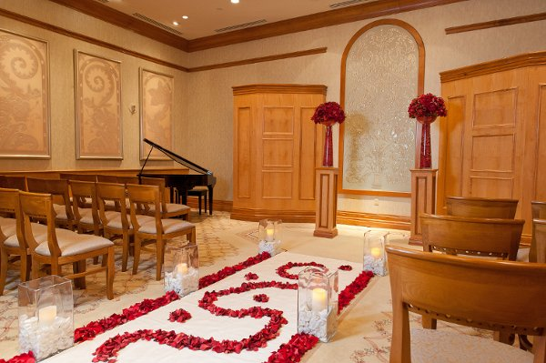 The Forever Grand Wedding Chapel at MGM Grand  Las Vegas