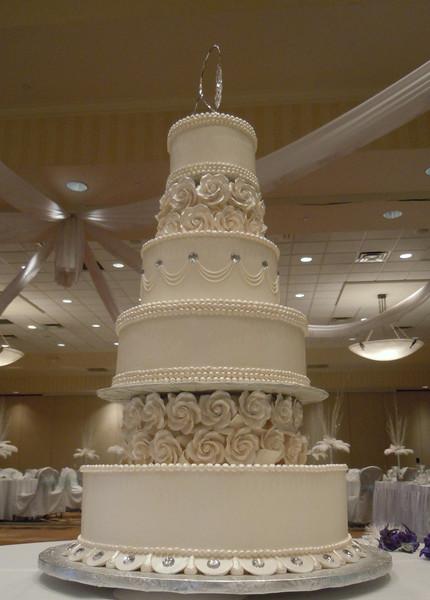 Bethel Bakery Bethel Park PA Wedding Cake