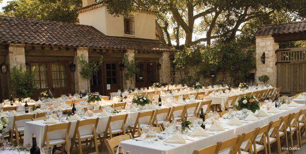 Holman Ranch Vineyards and Winery  Venue  Carmel Valley CA  WeddingWire