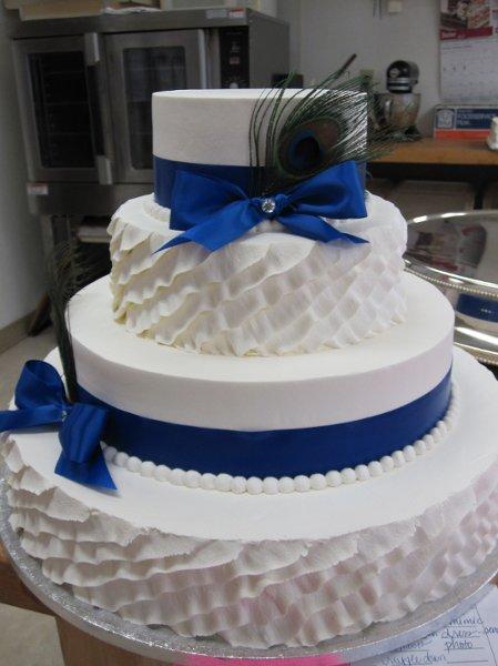Ludgers Bavarian Cakery Tulsa OK Wedding Cake