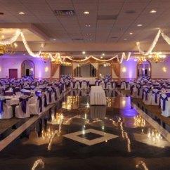 Classic Event Chair Covers Office Bali Gaslite Manor Banquets - Aurora, Il Wedding Venue