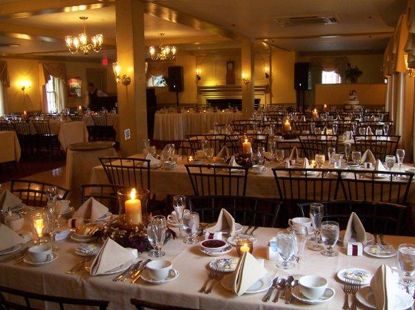 Longfellows Wayside Inn  Sudbury MA Wedding Venue