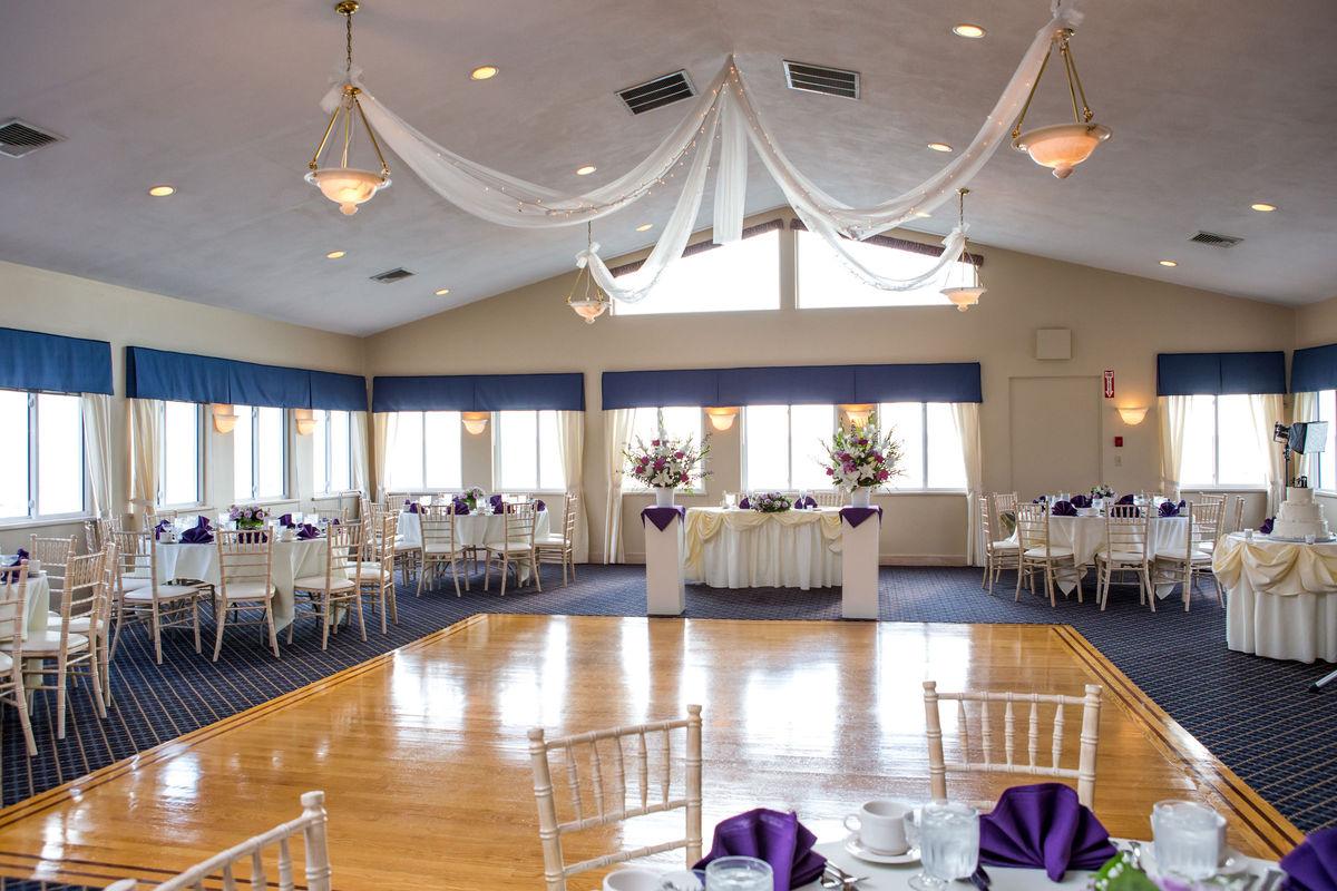 Bayside Function Room  Venue  Nahant MA  WeddingWire