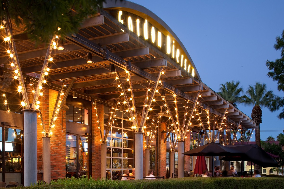 Gordon Biersch Brewery Las Vegas Venue Las Vegas NV