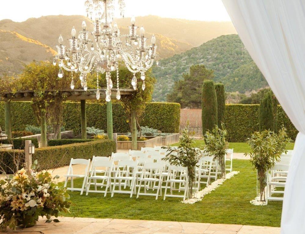Bernardus Lodge Amp Spa Wedding Ceremony Amp Reception Venue