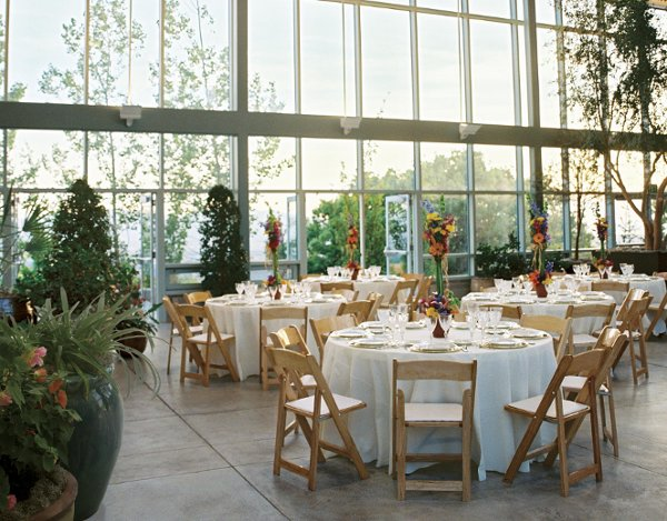 Red Butte Garden Salt Lake City UT Wedding Venue