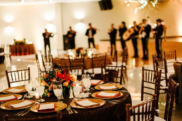 selaroM Events and Ballroom  El Paso TX Wedding Venue