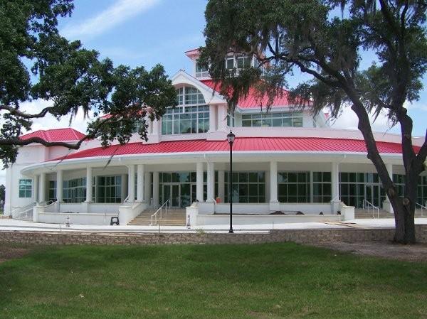 Lake Eva Event Center Wedding Ceremony  Reception Venue Florida  Tampa St Petersburg