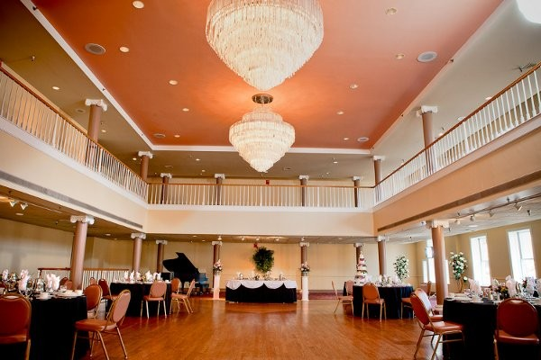 Preston Hall Wedding Ceremony  Reception Venue Maryland