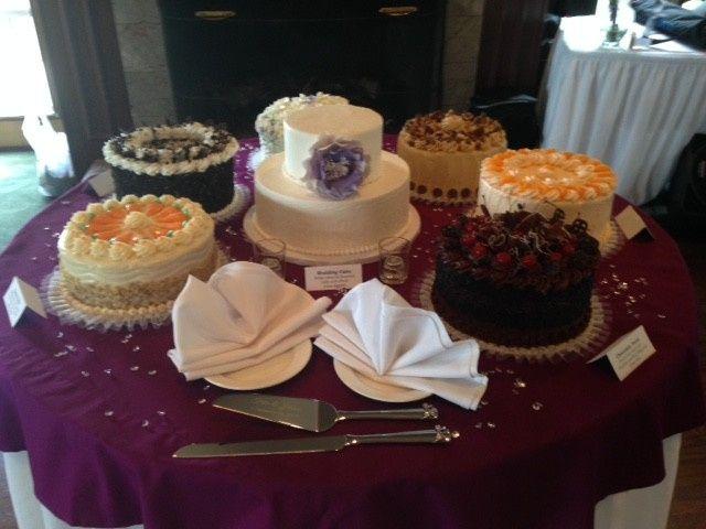 Moios Italian Pastry Shop Wedding Cake Monroeville