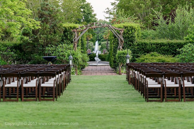 Daniel Stowe Botanical Garden Reviews  Ratings Wedding Ceremony  Reception Venue North