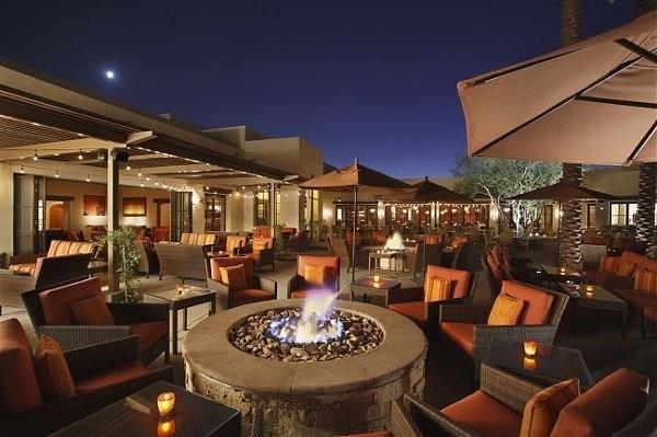 JW Marriott Camelback Inn Scottsdale  Venue  Paradise