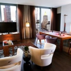 Personalized Makeup Artist Chair Indoor Plans Eventi - A Kimpton Hotel Venue New York, Ny Weddingwire