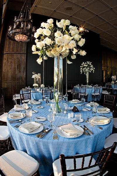 Tall Centerpieces Wedding Flowers Photos By DUPLICATE