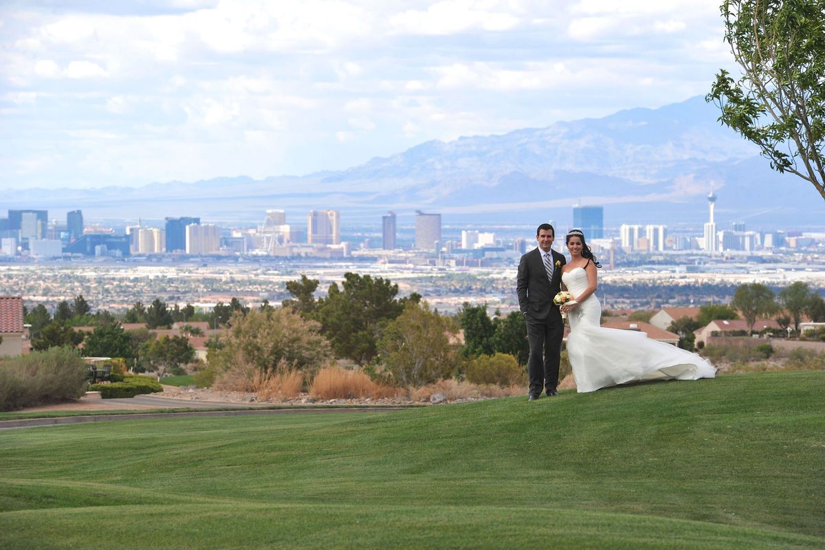 Las Vegas Weddings Golf Course