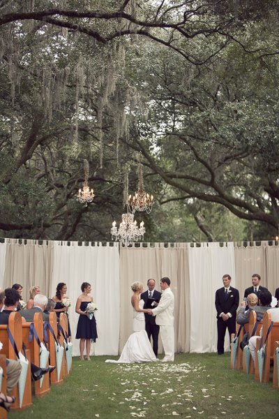 Outdoor Ceremony Ideas Wedding Ceremony Photos By Ooh! Events