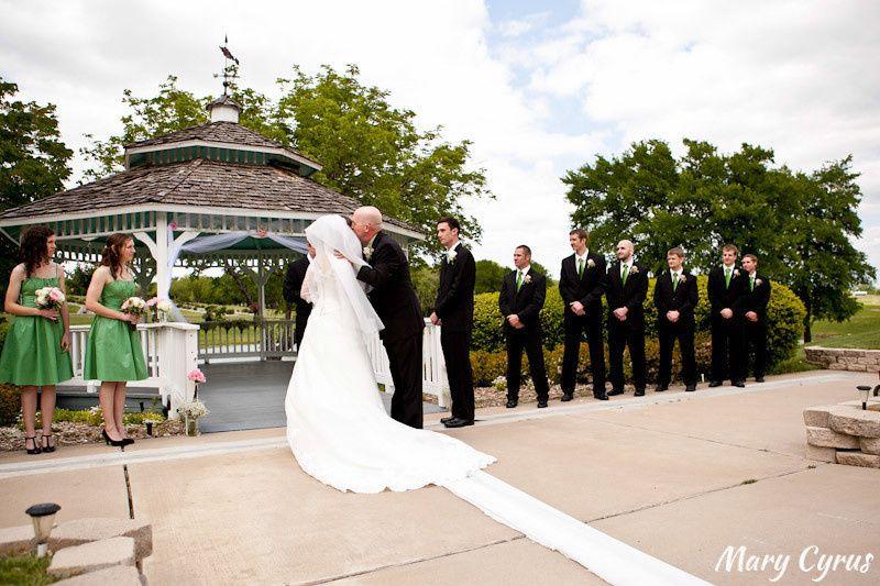 Myers Park Amp Event Center Venue McKinney TX WeddingWire