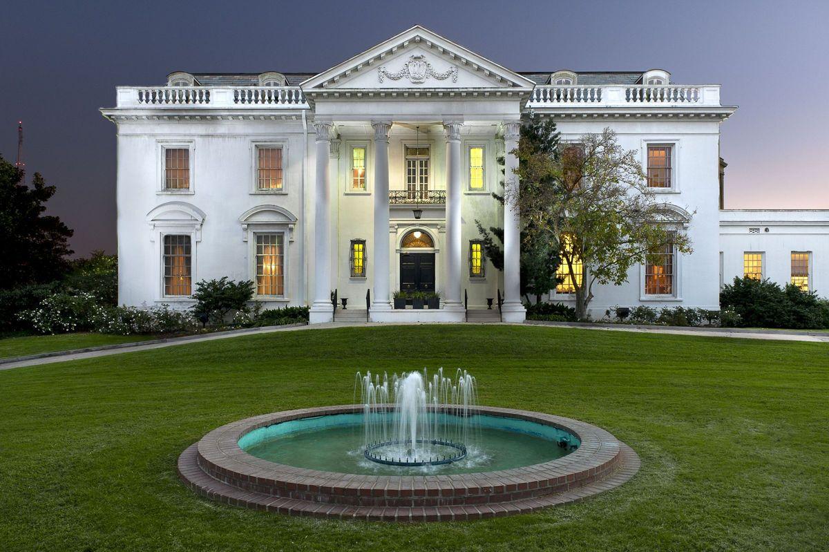 Old Governors Mansion Wedding Ceremony Amp Reception Venue
