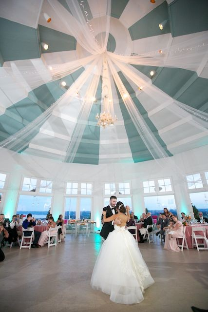 Rotunda Lauxmont Farms Reviews  Ratings Wedding Ceremony