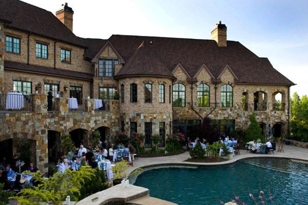 Kent Rock Manor  Venue  Loganville GA  WeddingWire