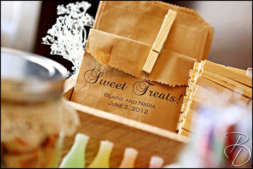 Cadies Candy Buffets Reviews & Ratings, Wedding Favors