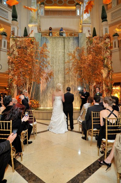 The Venetian  Palazzo Hotel Weddings  Las Vegas NV