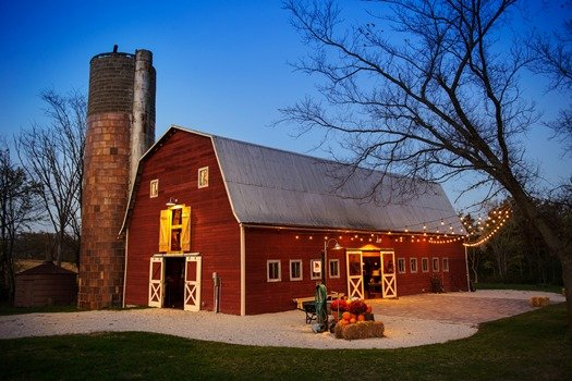 Three Barn Farm Photos Ceremony  Reception Venue Pictures Missouri  St Louis Columbia