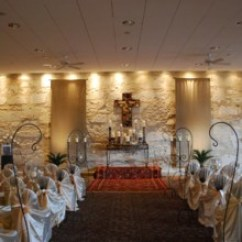 Couture Chair Covers And Events Nursing Stool Hilton Palacio Del Rio - Venue San Antonio, Tx Weddingwire