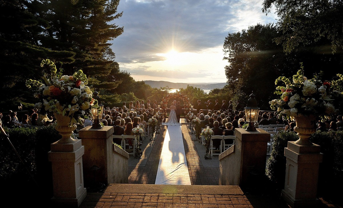 Tappan Hill Mansion Wedding Ceremony Amp Reception Venue New York Westchester Western