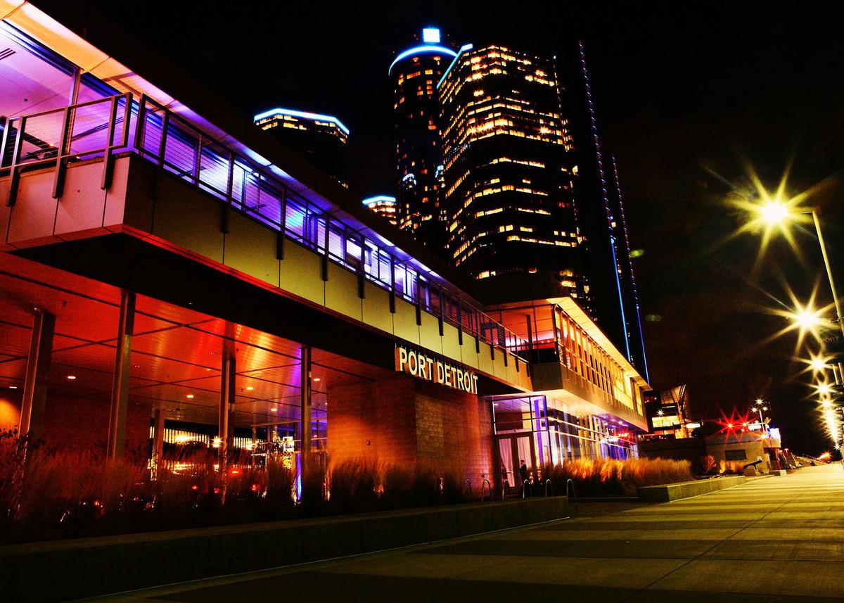 Waterview Loft at Port Detroit Reviews  Ratings Wedding