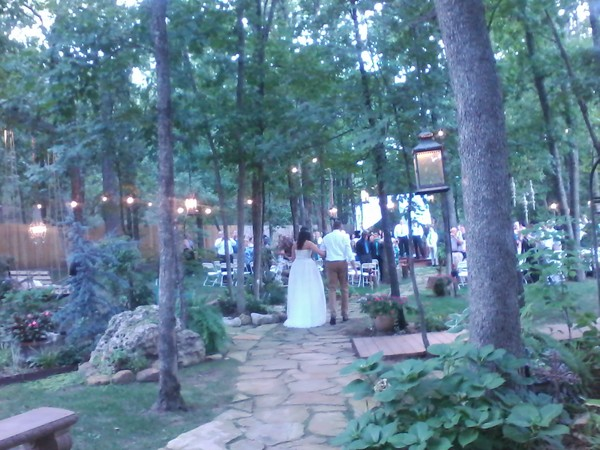 The Hidden Porch Wedding Chapel and Gardens  Catoosa OK