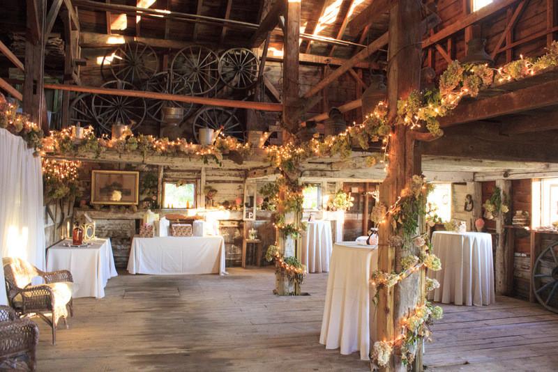 Endicott Farm  Venue  Belgrade ME  WeddingWire