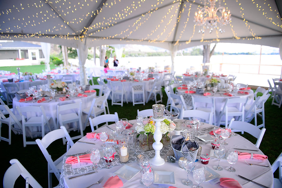 Chairs And Table Rental Lake Chelan Wedding Rentals Event Rentals Chelan Wa