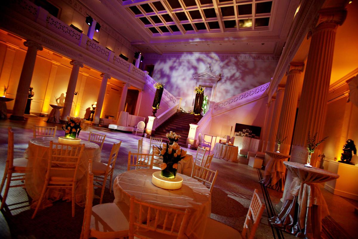 New Orleans Museum of Art Wedding Ceremony  Reception Venue Louisiana  New Orleans Baton