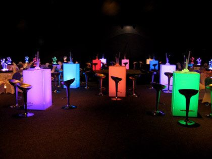 Monte Carlo Productions  Lighting  Decor  Biloxi MS