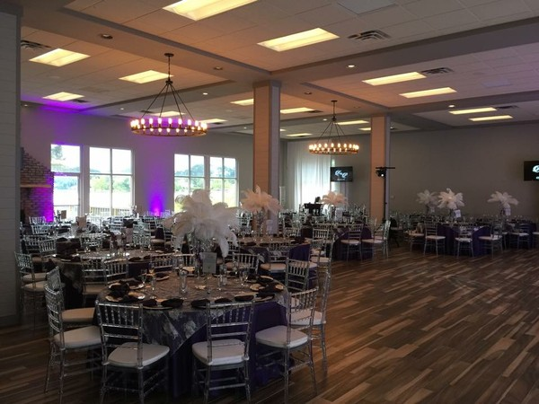The Lakeside Reception Hall  Orlando FL Wedding Venue