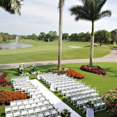 Wheelchair Zip Wire Rocking Chair Replacement Parts Wyndemere Golf & Country Club - Naples, Fl Wedding Venue