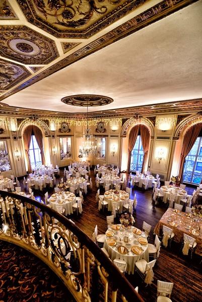 Colony Club Detroit  Detroit MI Wedding Venue