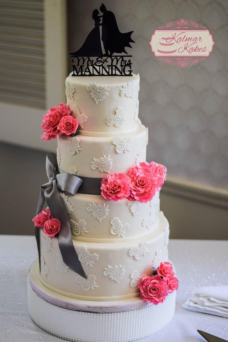 Kalmar Kakes Wedding Cake Michigan  Detroit Flint and surrounding areas