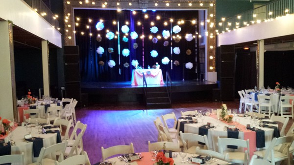 Woodward Theater Cincinnati OH Wedding Venue