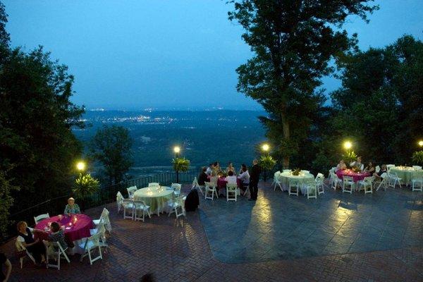 Grandview Lookout Mountain Ga Wedding Venue