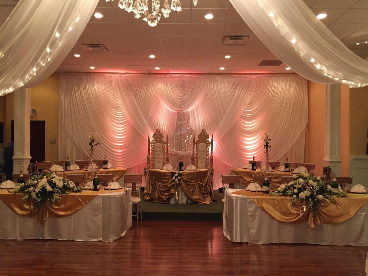Grand Palais Banquet Hall Wedding Ceremony Amp Reception