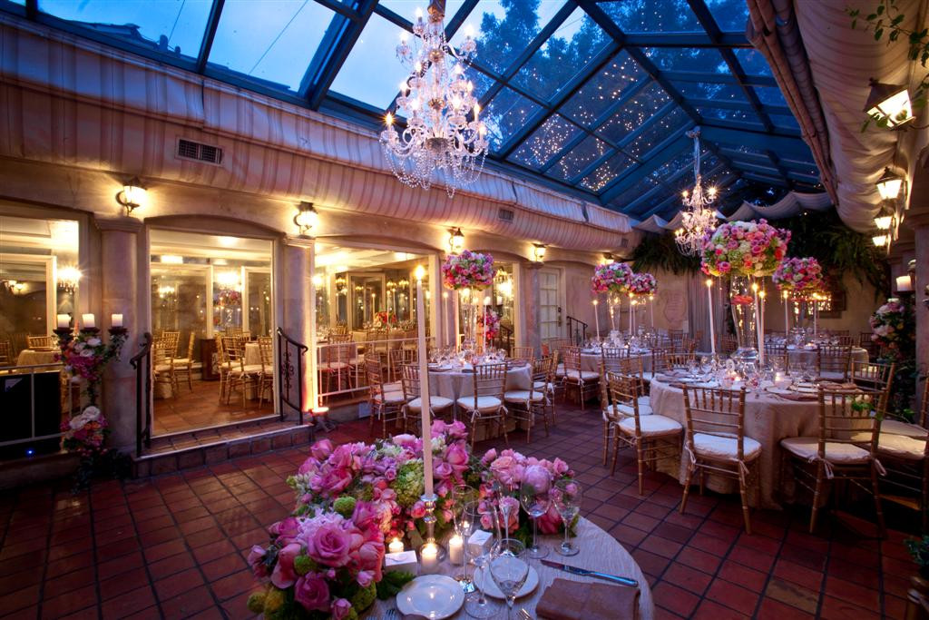 Il Cielo Restaurant in Beverly Hills Reviews  Ratings Wedding Ceremony  Reception Venue